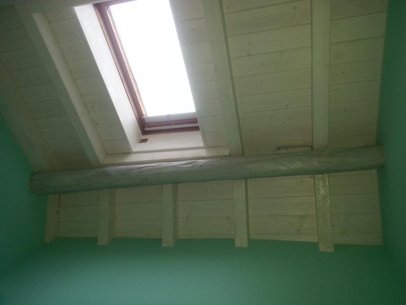 Lavori di ristrutturazione completa del tetto con l'utilizzo dell'unicoppo possagno 7
