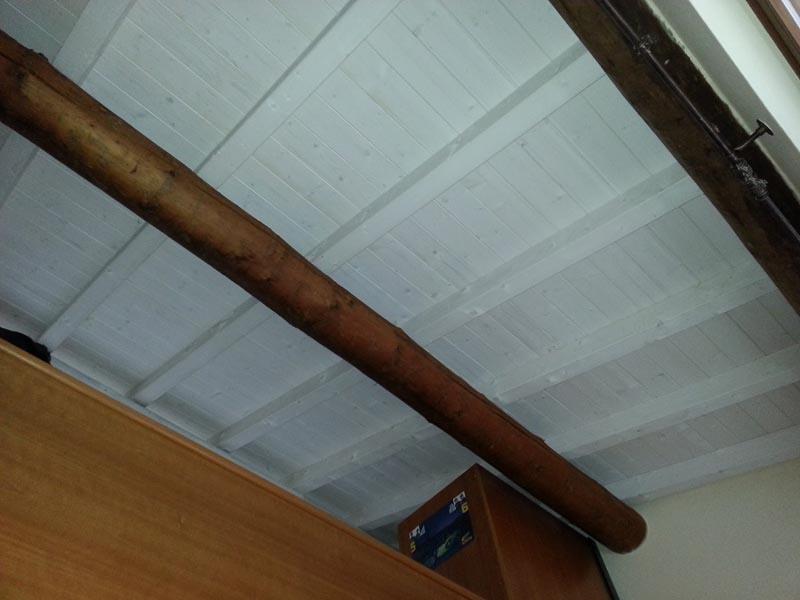 Lavori di ristrutturazione completa del tetto con l'utilizzo dell'unicoppo possagno 8