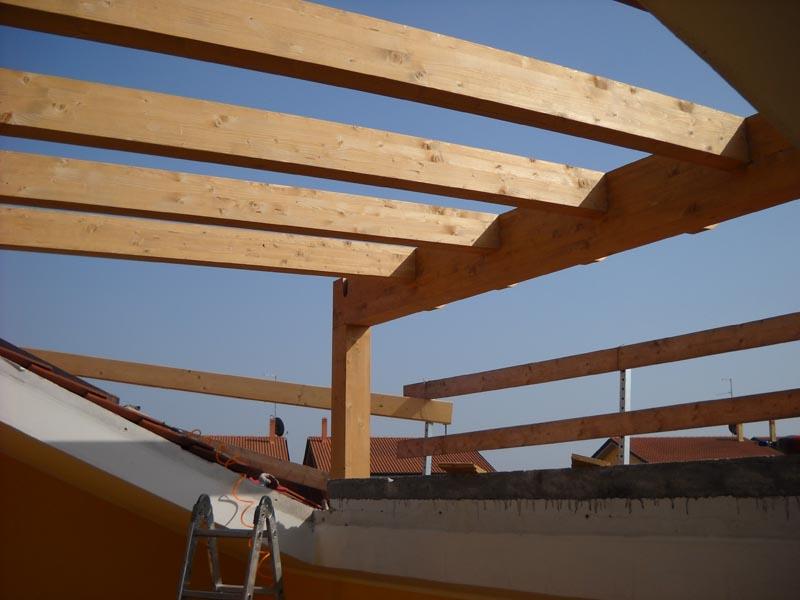 CIVER SNC » Chiusura e copertura terrazze