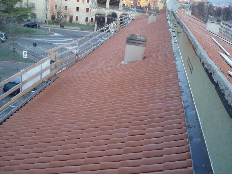 Civer snc copertura tetto verona - Copertura a tetto ...