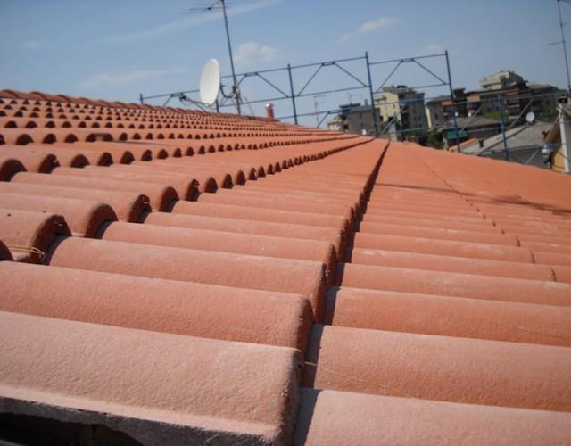 Interventi di coperture edili