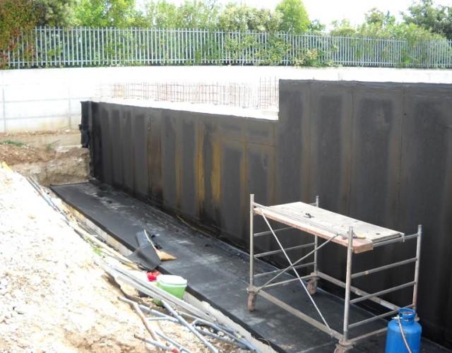 Impermeabilizzazione delle fondamenta