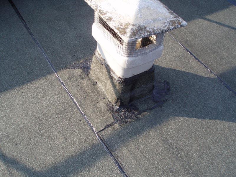 Impermeabilizzazione tetto piano 1