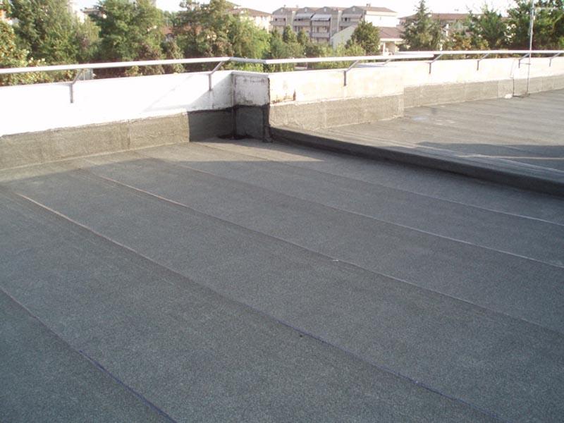 Impermeabilizzazione tetto piano 3