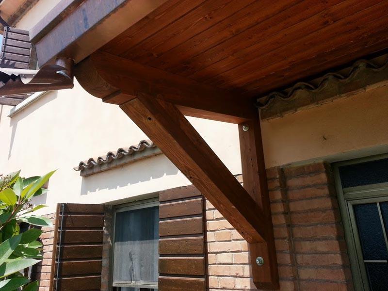 Civer snc tettoie e pensiline in legno - Tettoie in legno ...