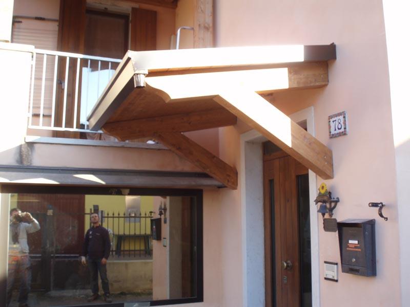 Civer snc tettoie e pensiline in legno
