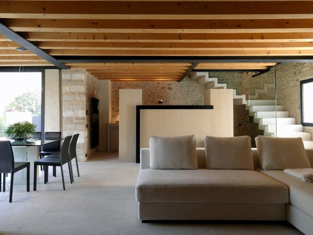 Excellent tetti in legno a vista with tetti in legno a vista for Costo tetto in legno al mq