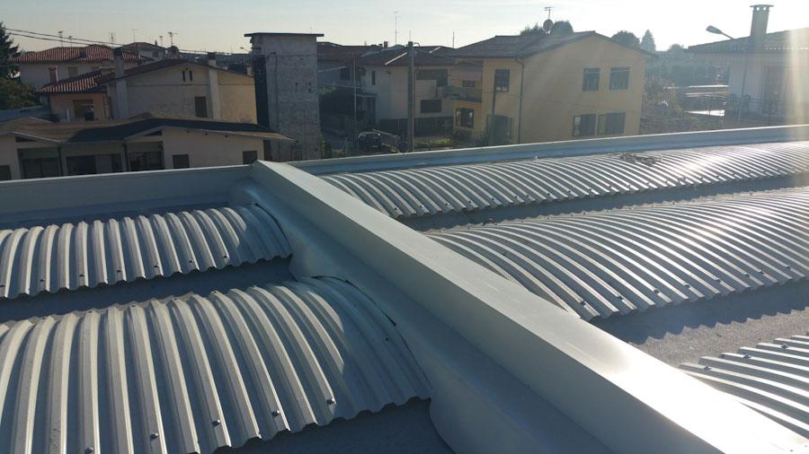Civer snc rifacimento coperture industriali for Civer coperture