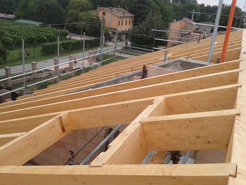 Civer Tetto in legno : i benefici di una nuova copertura