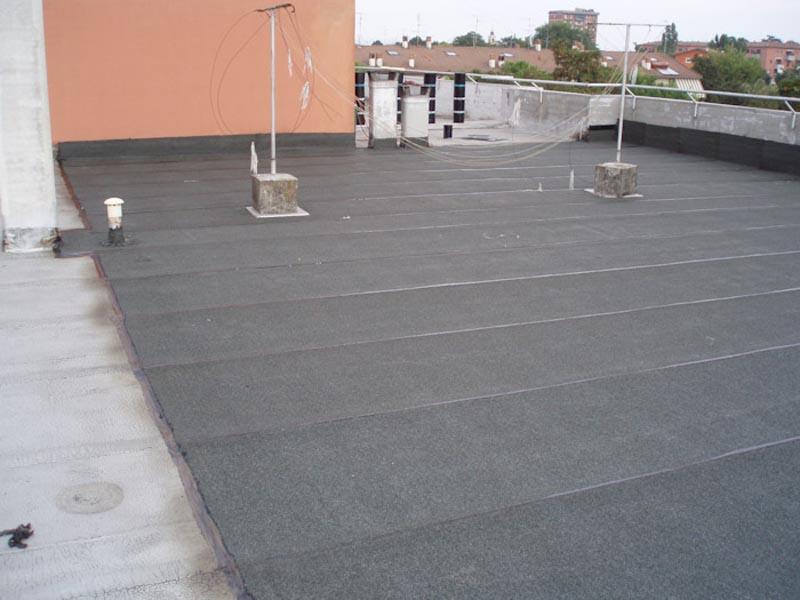 Impermeabilizzazione tetto piano 6