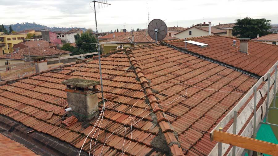 rifacimento tetto condominiale