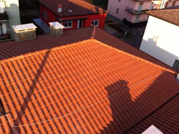 Rifacimento tetto condominiale a Quinzano