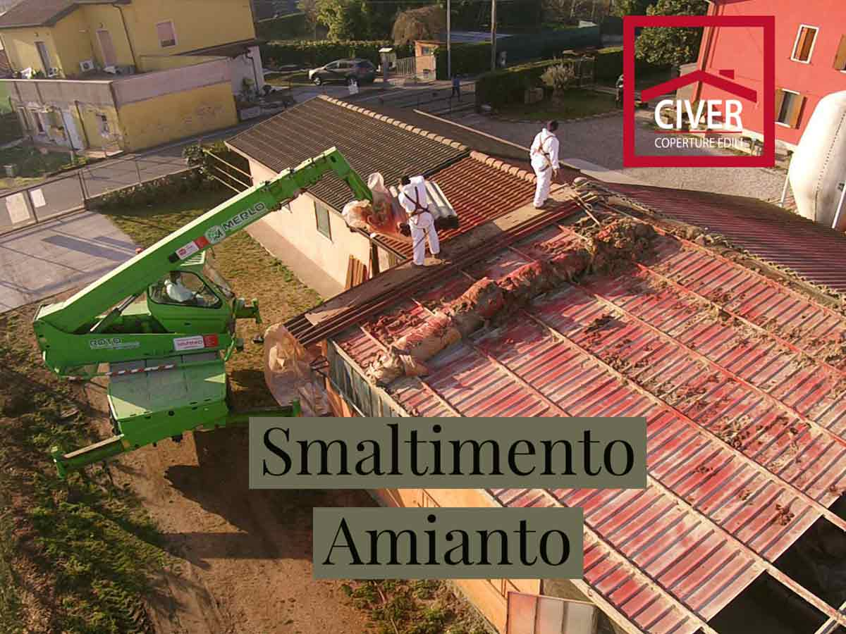 smaltimento amianto