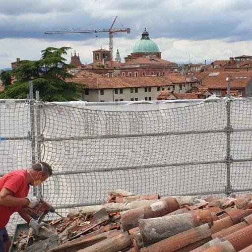 tetto in coppo Vicenza