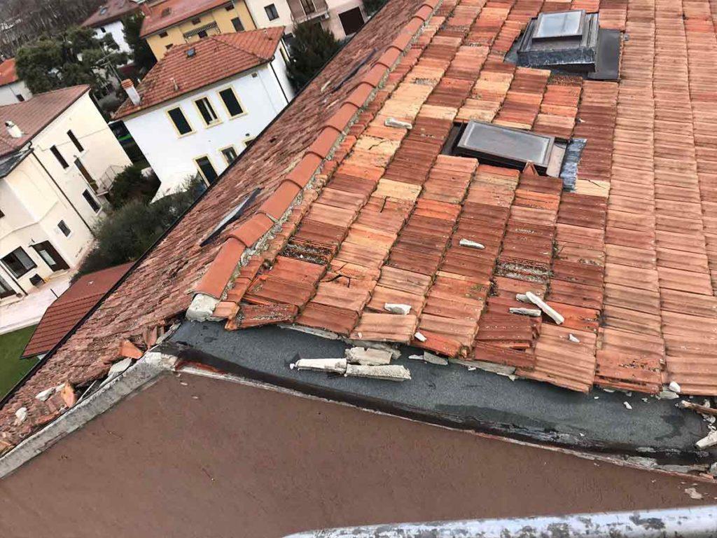 riparazione tetto in coppi