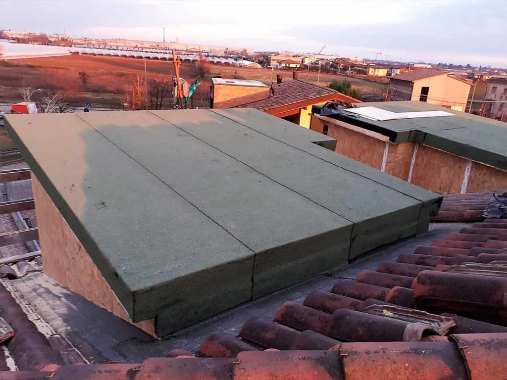 terrazzi con solarium